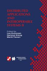 Distributed Applications and Interoperable Systems II