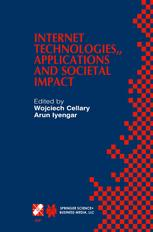 Internet Technologies, Applications and Societal Impact