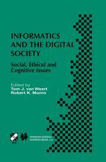Informatics and the Digital Society