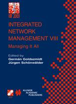 Integrated Network Management VIII
