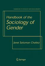 Handbook of the Sociology of Gender