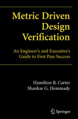 Metric- Driven Design Verification
