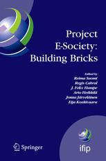 Project E-Society: Building Bricks