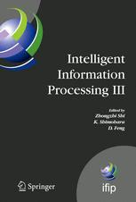 Intelligent Information Processing III