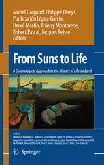 From Suns to Life: A Chronological Approach to the History of Life on Earth