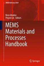 MEMS Materials and Processes Handbook