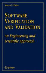 Software Verification and Validation