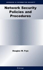 Network Security Policies and Procedures
