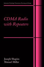 CDMA Radio with Repeaters