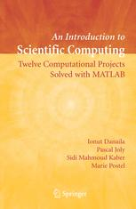An Introduction to Scientific Computing