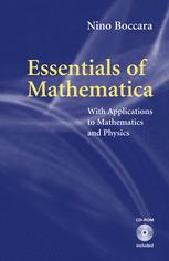 Essentials of Mathematica