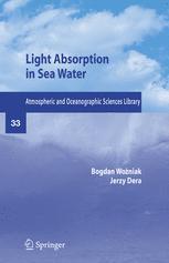 Light Absorption in Sea Water