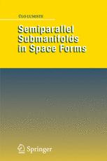 Semiparallel Submanifolds in Space Forms