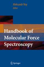 Handbook of Molecular Force Spectroscopy