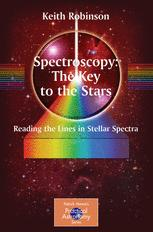 Spectroscopy: The Key to the Stars