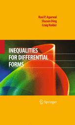 Inequalities for Differential Forms