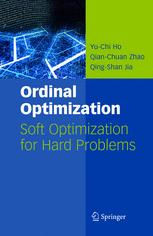 Ordinal Optimization