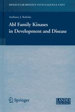 Abl Family Kinases in Development and Disease