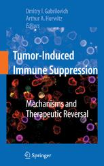 Tumor-Induced Immune Suppression