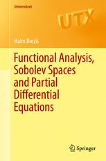 Functional Analysis, Sobolev Spaces and Partial Differential Equations