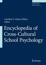 Encyclopedia of Cross-Cultural School Psychology