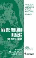 Immune-Mediated Diseases