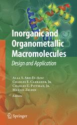 Inorganic and Organometallic Macromolecules