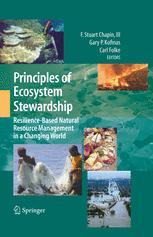 Principles of Ecosystem Stewardship