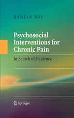 Psychosocial Interventions for Chronic Pain