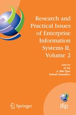 Research and Practical Issues of Enterprise Information Systems II