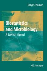 Biostatistics and Microbiology: A Survival Manual