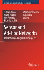Sensor and Ad Hoc Networks