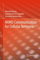 MIMO Communication for Cellular Networks