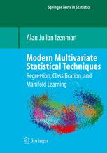 Modern Multivariate Statistical Techniques