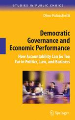 Democratic Governance and Economic Performance