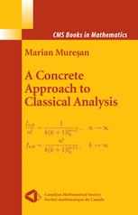 A Concrete Approach to Classical Analysis