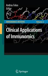 Clinical Applications of Immunomics
