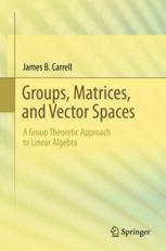 Groups, Matrices, and Vector Spaces