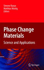 Phase Change Materials