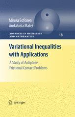 Variational Inequalities with Applications