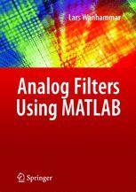 Analog Filters Using MATLAB