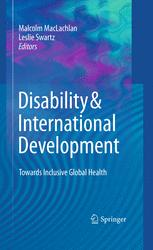 Disability & International Development