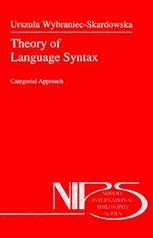 Theory of Language Syntax