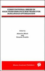 Computational Issues in High Performance Software for Nonlinear Optimization