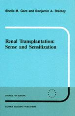 Renal Transplantation: Sense and Sensitization
