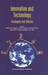 Innovation and Technology — Strategies and Policies