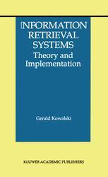 Information Retrieval Systems