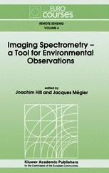 Imaging Spectrometry — a Tool for Environmental Observations