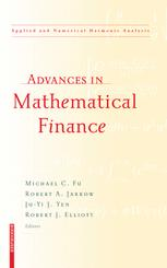 Advances in Mathematical Finance