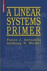 A Linear Systems Primer